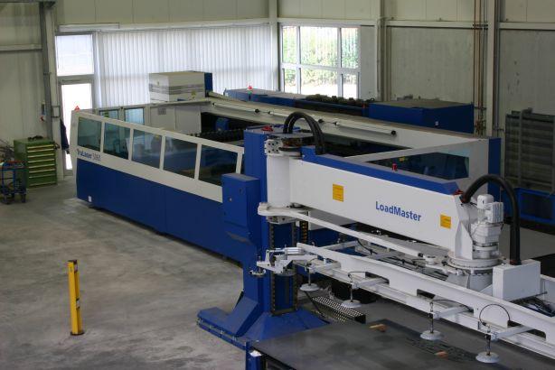 Trumpf Lasermaschine