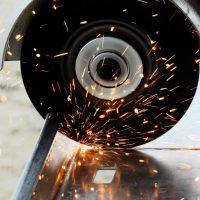 Blechbearbeitung / Laserteile